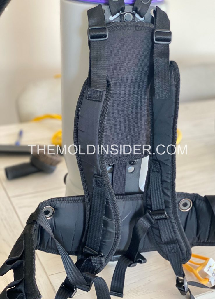 proteam backpack straps accessories